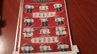 getlinkyoutube.com-Awesome Wins on Hold Em Poker Scratch Offs - 12/5/16