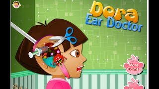 getlinkyoutube.com-Dora The Explorer Online Games Dora Specialist Ear Game