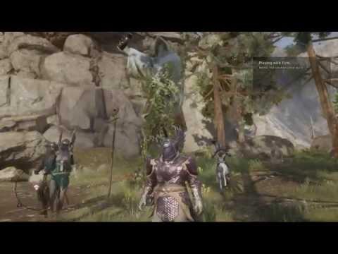 Dragon Age: Inquisition (51) Where's the Grandfather?
