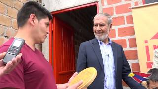 ALCALDE DE PASTO CUMPLIÓ UNA NUEVA JORNADA DE ENTREGA DE SOLUCIONES DE VIVIENDA EN EL SECTOR RURAL