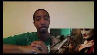 getlinkyoutube.com-JOKER & HARLEY QUINN vs DEADPOOL & DOMINO- Super Power Beat Down Reaction