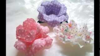 getlinkyoutube.com-Forminhas Decorativas de Tecido para Docinhos