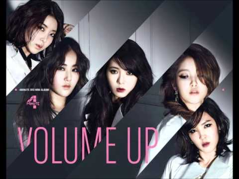4 Minute - Volume UP [AUDIO/MP3/DL LINK]