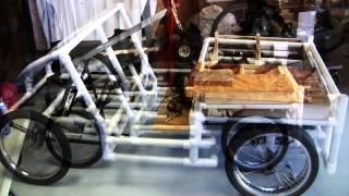 getlinkyoutube.com-PVC Buggy Part 5 - Test Drive!
