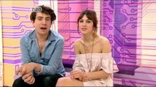 nick grimshaw and alexa chung