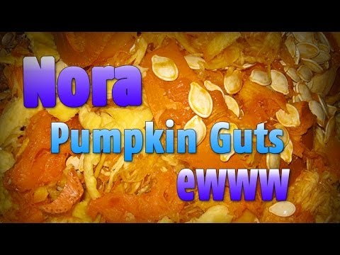 pumpkin guts eeww eeww - Nora's Song - goodentree.com