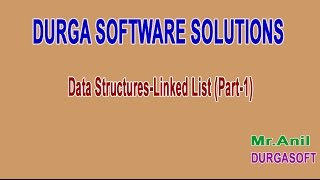 Data Structures Linked List Part 1
