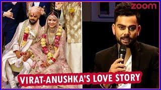 Virat Kohli & Anushka Sharma's Love Story | Bollywood News