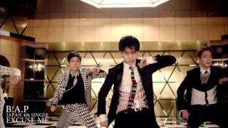 getlinkyoutube.com-【MV】B.A.P「EXCUSE ME」(JAPAN 4TH SINGLE / 2014.09.03)