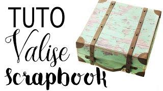 getlinkyoutube.com-Tuto: valise à souvenirs scrapbook !