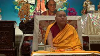 getlinkyoutube.com-H.E. Ling Rinpoche | 8 Verses  |  ABC | Day 1