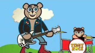 getlinkyoutube.com-Old MacDonald Had A Farm Teddy Rock