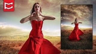 getlinkyoutube.com-Photoshop Fotoğraf Montaj Teknikleri Detaylı Anlatım