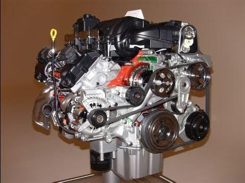 Technology Revew: The 2012 6.4-Liter HEMI SRT V8 engine exposed