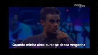 getlinkyoutube.com-Robbie Williams - Better Man - Legendado