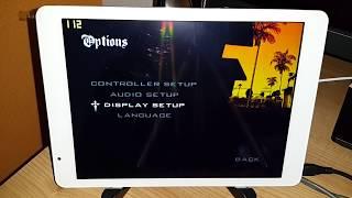 GTA San Andreas on the Teclast X98 Air 3G Win 8.1