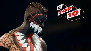 getlinkyoutube.com-Top 10 Raw moments: WWE Top 10, Aug. 15, 2016
