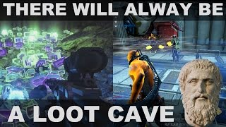 getlinkyoutube.com-There will always be a Loot Cave / Viver