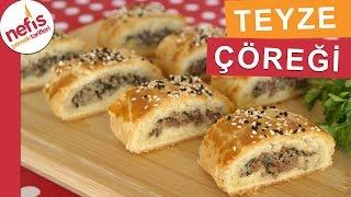 getlinkyoutube.com-Teyze Çöreği - Çörek Tarifleri - Nefis Yemek Tarifleri