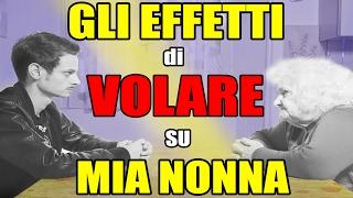 GLI EFFETTI DI ROVAZZI SU MIA NONNA #2 - PARODIA Volare - iPantellas feat. Fabio Rovazzi width=