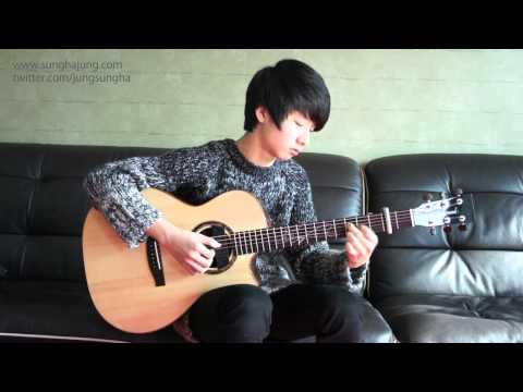 (Bruno Mars) It Will Rai - Sungha Jung