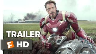 getlinkyoutube.com-Captain America: Civil War Official Trailer #1 (2016) - Chris Evans, Scarlett Johansson Movie HD
