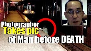 Photographer Lets Asian Man DIE?
