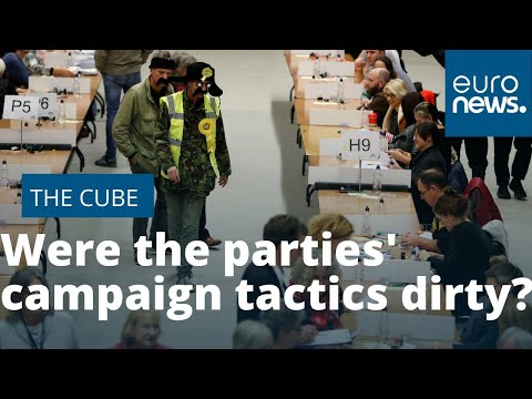 France 24:UK election 2019: Were the parties' campaign tactics dirty?