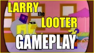 getlinkyoutube.com-◀ Larry the Looter  ▶ -  The Simpsons