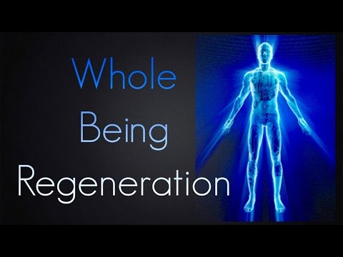 Whole Being Regeneration! Full Body Healing Frequency Meditation Subliminal Music!