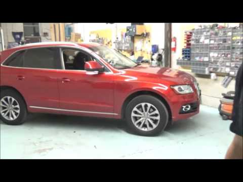 Audi Q5 2014 OEM Key remote starter