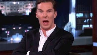 Benedict Cumberbatch Funniest Moments