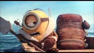 getlinkyoutube.com-Minions 2015 - Kompletter Trailer, Deutsch