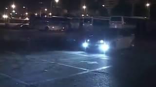 getlinkyoutube.com-BMW E46 M3 Drifting on public roads