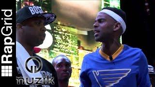 getlinkyoutube.com-Chilla Jones vs Yung Ill   Doomsday Rap Battle