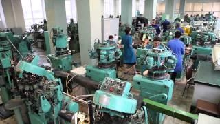 getlinkyoutube.com-Чистопольский часовой завод Восток - история и современность
