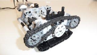 getlinkyoutube.com-Lego Boxer Engine 8 valves by Solde