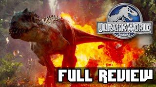 getlinkyoutube.com-Jurassic World Trailer 3 - Reaction & Review