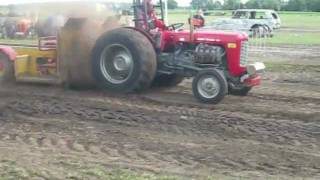getlinkyoutube.com-Duramax powered Massey Ferguson