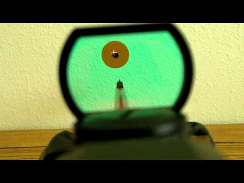 Barska Holographic Reflex Red Dot Sight