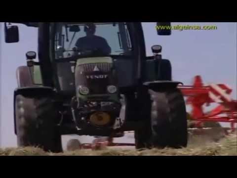Uno de los mejores tractores del Mundo