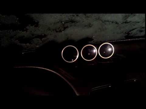 Nissan S13. Подключение Defi BF