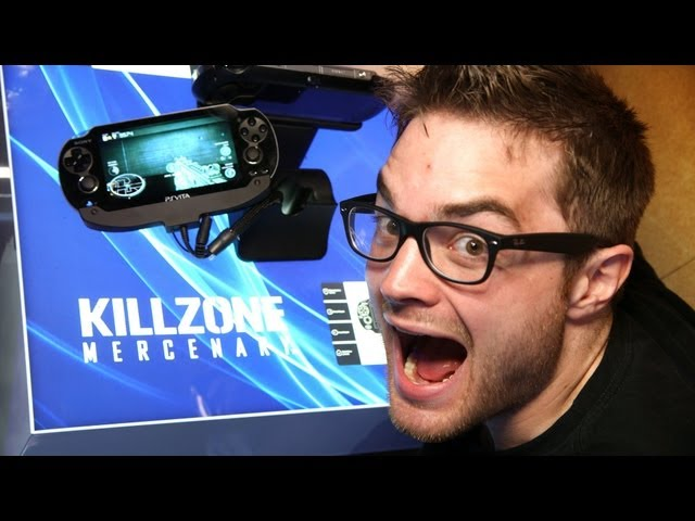 E3 VIP: Hands On with Killzone Mercenary - E3 2013