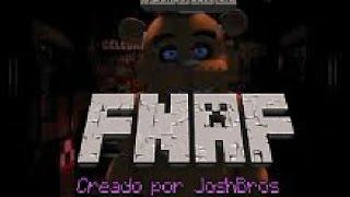 getlinkyoutube.com-Mapa do Fnaf a pizzaria para Minecraft PE 0 14 0