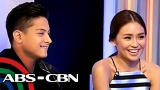 getlinkyoutube.com-Daniel jokes: I want kissing scene with Kathryn