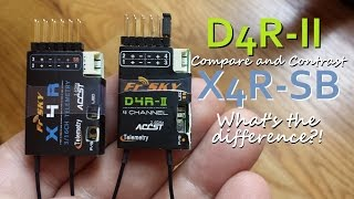 getlinkyoutube.com-D4R-II vs X4R-SB - What's the Difference?!