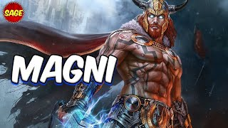 Who is Marvel's Magni? Son of Thor &