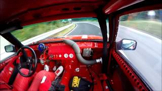 getlinkyoutube.com-Hillclimb Buzet 2015 - Alfa Romeo 75