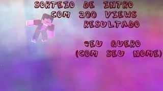 getlinkyoutube.com-Sorteio de intro (Aberto) #euquero