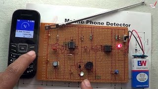 getlinkyoutube.com-Science Project Mobile Phone Detector